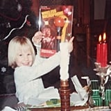"""#tbt to the Christmas I received my first microphone. #ironicthatkaraokenowgivesmenightmares #tearsforfears"""