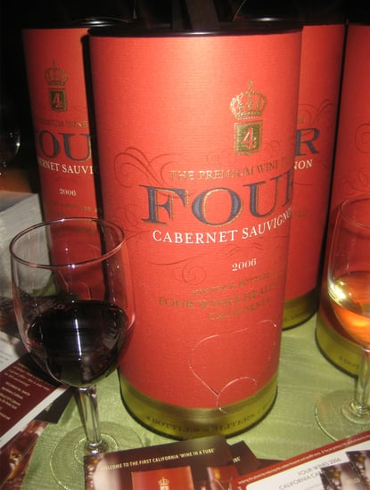 Happy Hour: 2006 Four Wines Cabernet Sauvignon