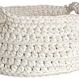 H&M Crocheted Storage Basket