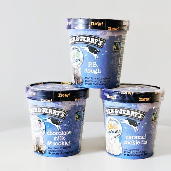 Ben & Jerry's Moo-phoria Taste Test