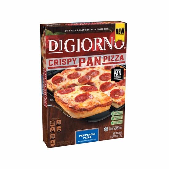 DiGiorno's Crispy Pan Pizza Flavors