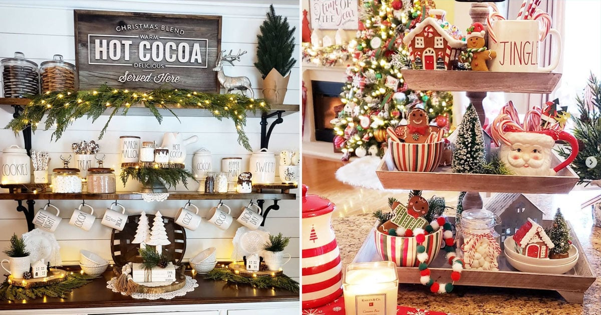 Warm Up This Winter With These 30+ Hot Cocoa Bar Ideas For a Cozy Night In