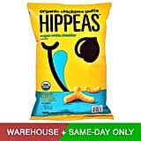 Hippeas Vegan White Cheddar Organic Chickpea Puffs, 18 oz.
