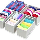 Simple Houseware Foldable Storage Box