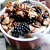 Almond Flaxseed Granola