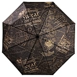 BioWorld Harry Potter I Solemnly Swear Compact Umbrella