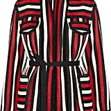 Étoile Isabel Marant Breeda Striped Wool-Blend Coat ($615)