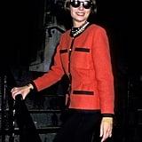 1989: Ana Luisa Herrera's Wedding