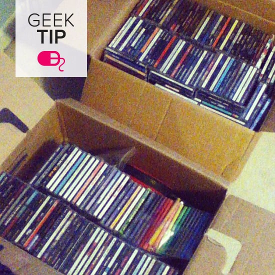 Go Auto Recycling >> How to Recycle CDs, DVDs, and Jewel Cases | POPSUGAR Tech