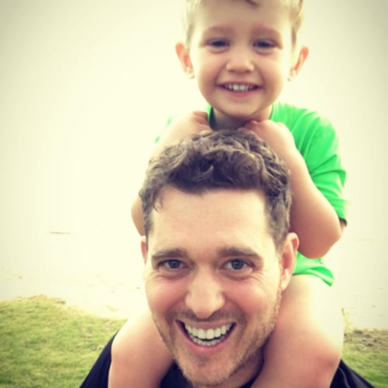 Michael Buble's Quotes About His Son Having Cancer 2017