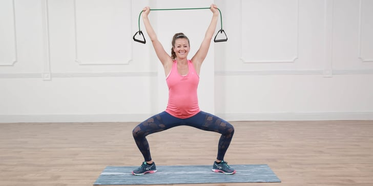 Anna Renderer Shares Exercises For Pregnant Women
