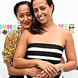 Tracee Ellis Ross and Chudney Ross