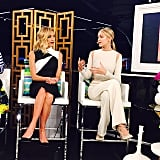 She Shared Her Style Secrets With the Team of Fashion Police