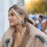 Style It With Statement Hoops