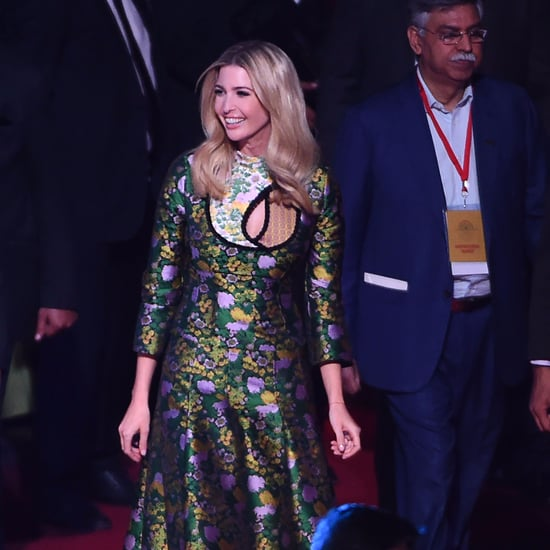 Ivanka Trump Outfits in India 2017