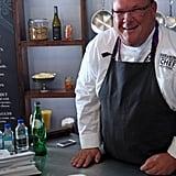 Chef Shepherd