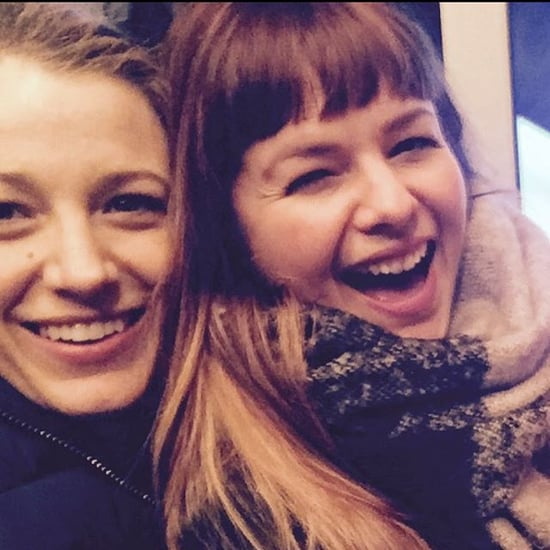 Blake Lively Photo With Amber Tamblyn 2016