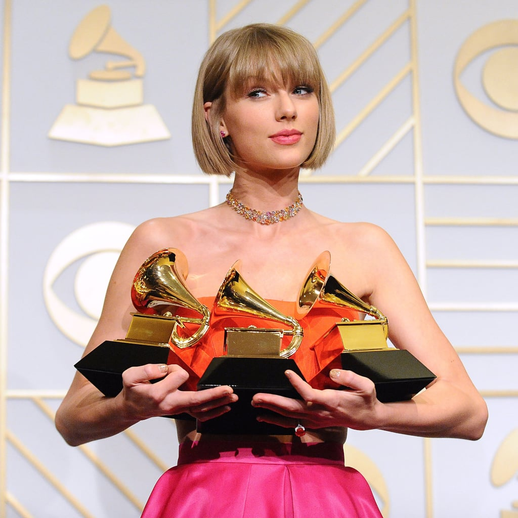 Grammy - interesting facts about taylor swift