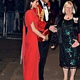 Meghan Markle at the Mountbatten Festival of Music
