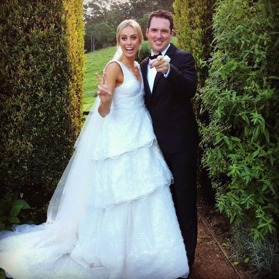 Sylvia Jeffreys and Peter Stefanovic's Wedding Pictures