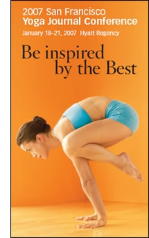 2007 San Francisco Yoga Conference
