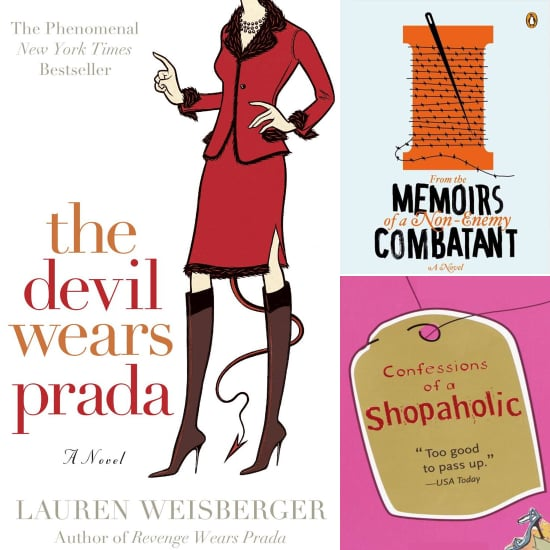 Best Fashion Fiction Books