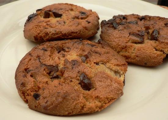Even Thomas Keller burns cookies.