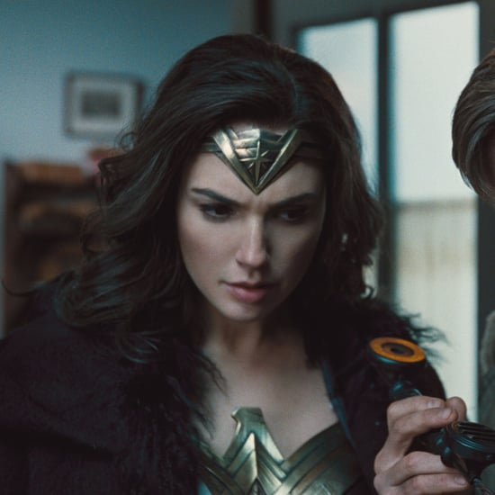 Chris Pine and Gal Gadot's Improvised Scene in Wonder Woman
