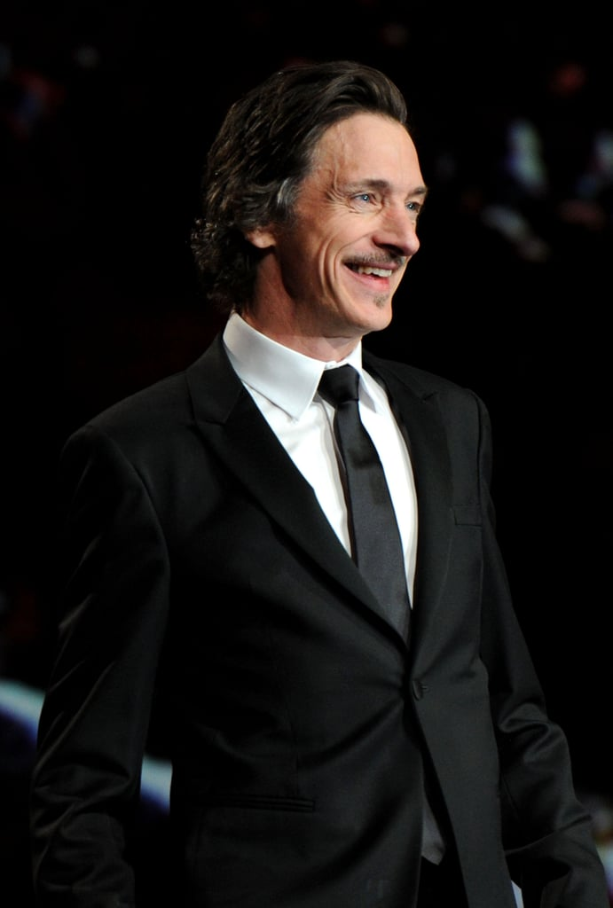 John Hawkes flashed a smile.