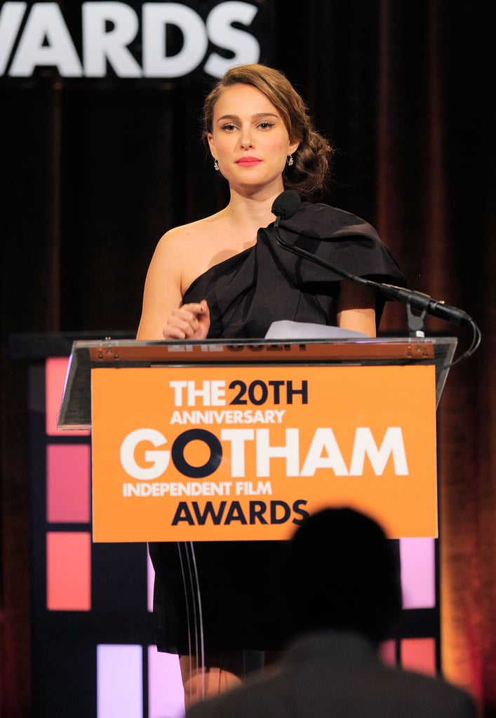 Photos of the Gotham Awards