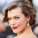 Milla Jovovich at the Oscars