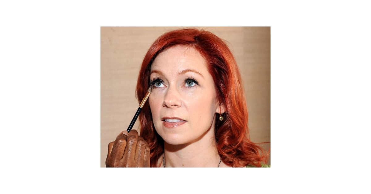 Carrie Preston Inside A Celebrity Gifting Suite Emmys 2010