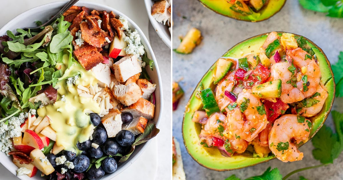 Sizzlin' Summer Nights Call For Cold Dinners! Give These 50 Recipes a Try