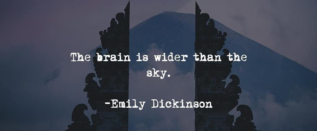 Emily Dickinson's Greatest Quotes