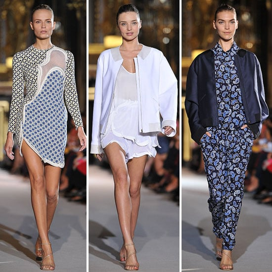 Stella McCartney: Spring 2012