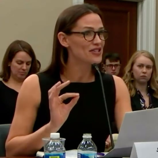 Jennifer Garner Testifying at House Committee Hearing 2017