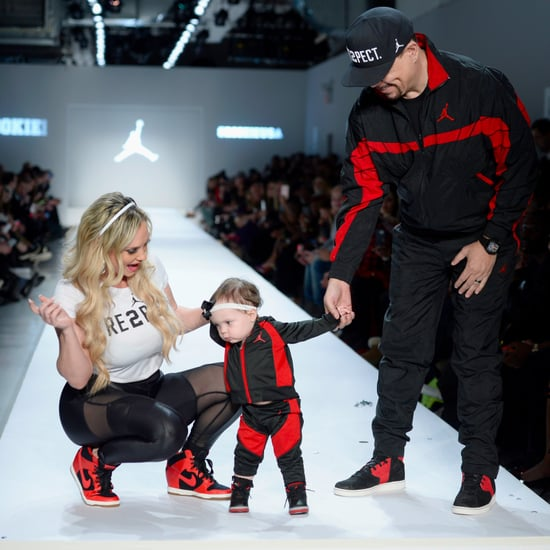 Coco Austin and Ice T's Daughter Chanel at Fashion Week 2017