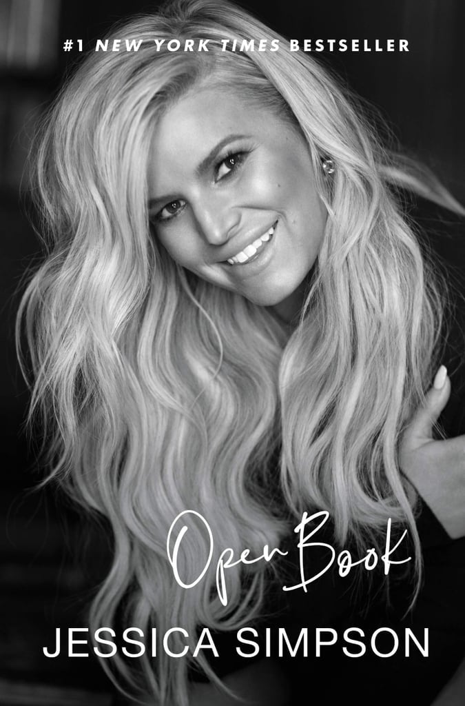 Best Memoir of 2020: Open Book by Jessica Simpson