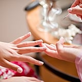 3 Days Before Your Wedding: Get a Manicure and Pedicure