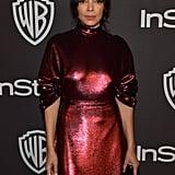 Tamara Taylor at the 2019 Golden Globes Afterparty