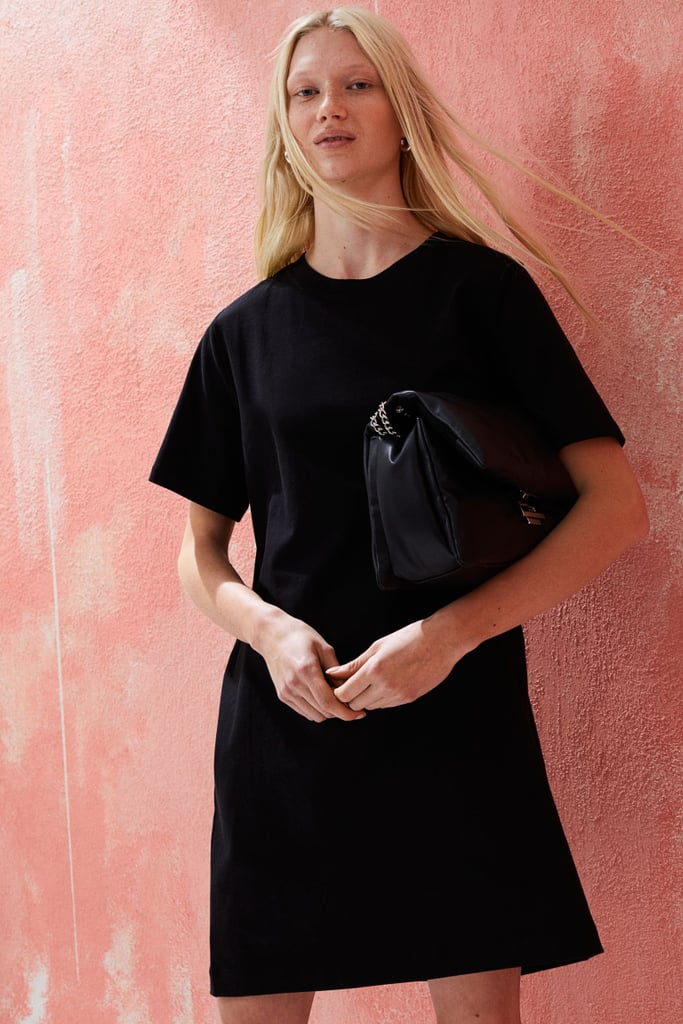 The Ultimate Basic: H&M Cotton T-Shirt Dress
