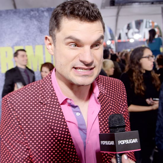 DJ Flula Pitch Perfect 2 Interview (Video)