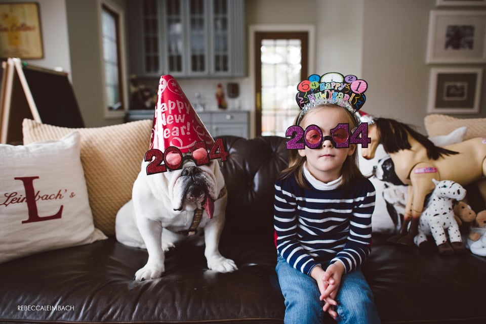 Child and Pet Photography