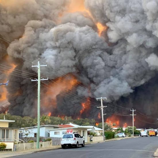 Photos of New South Wales and Queensland Bushfires 2019