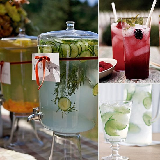 Host a Mocktail Party