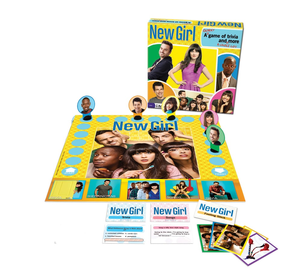 New Girl Board Game ($11)