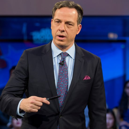 Jake Tapper Takes Down Trump's Fake News Comments