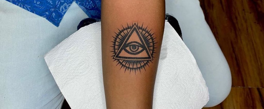 Third-Eye Tattoo Ideas