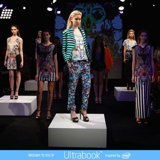 Pictures and Runway Review of Sara Phillips Spring Summer 2012-2013 Mercedes Benz Fashion Week Australia Catwalk Show