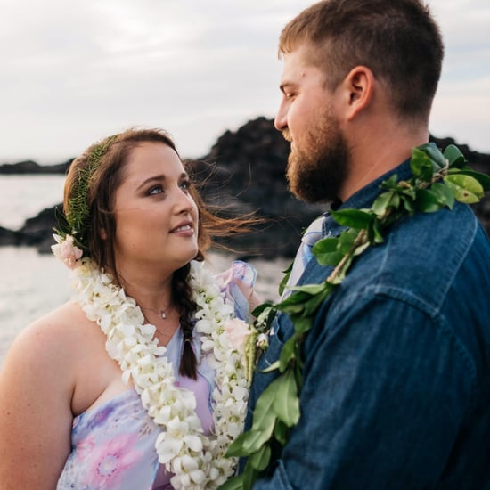 Intimate Hawaiian Wedding